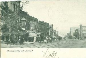 Lorain, 1908